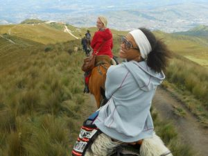 Ecuador Horseback Riding