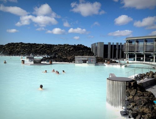The Blue Lagoon Spa in Iceland