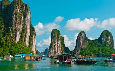 Top 5 things to do and see in Vietnam