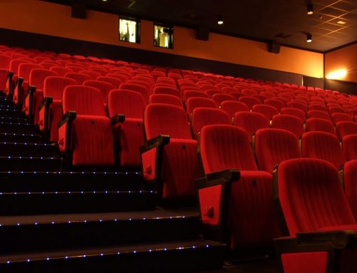 Movie Theaters Abroad