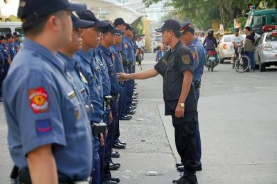 Review of the Dumaguete Police Force