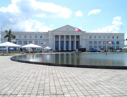 The Bacolod City Government Center (is where the party's at!)