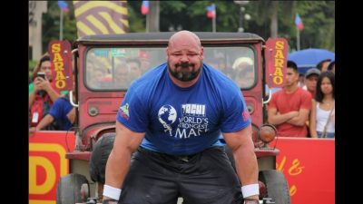 The Philippines' Strongest Men!