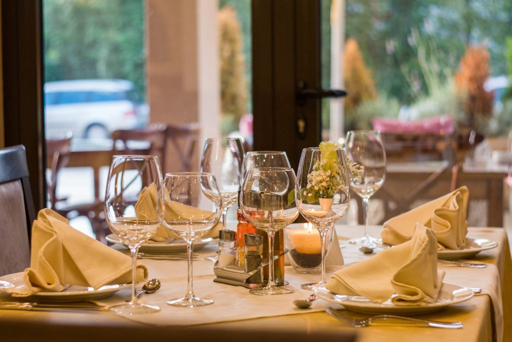 Fine Dining Restaurants