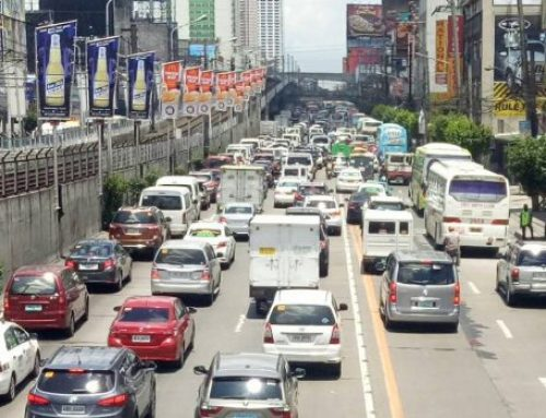 But the traffic! Manila