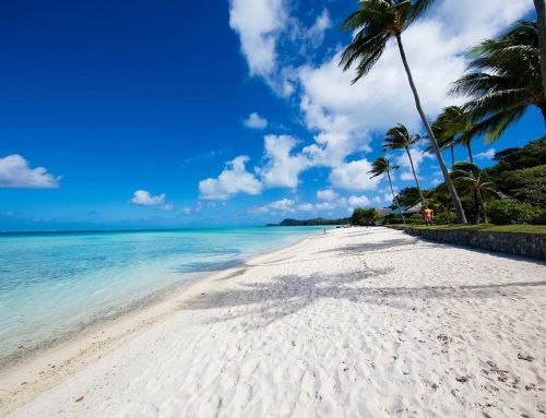 Where should you live abroad? Why you DON'T want to live on the perfect white sand beach
