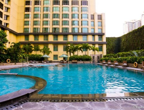 The AG New World Manila Bay Hotel