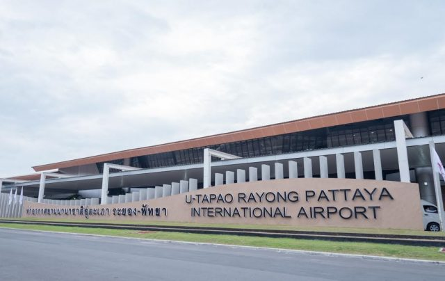 U-Tapao Rayong Pattaya International Airport