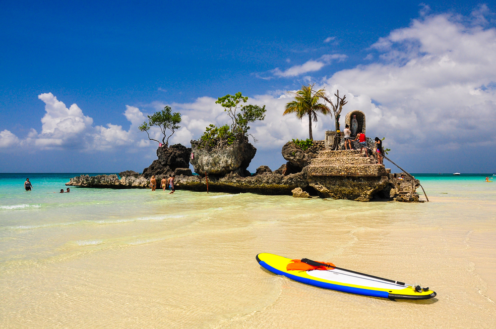 Boracay, the best island in the world, is open for tourism again
