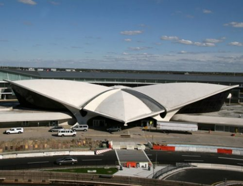 John F. Kennedy Airport in New York City