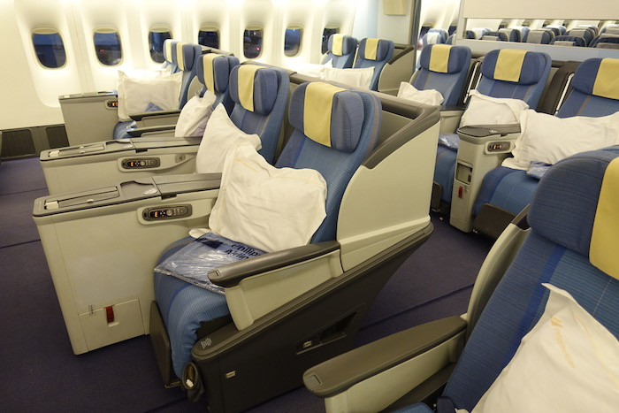 Philippines Airlines Business Class