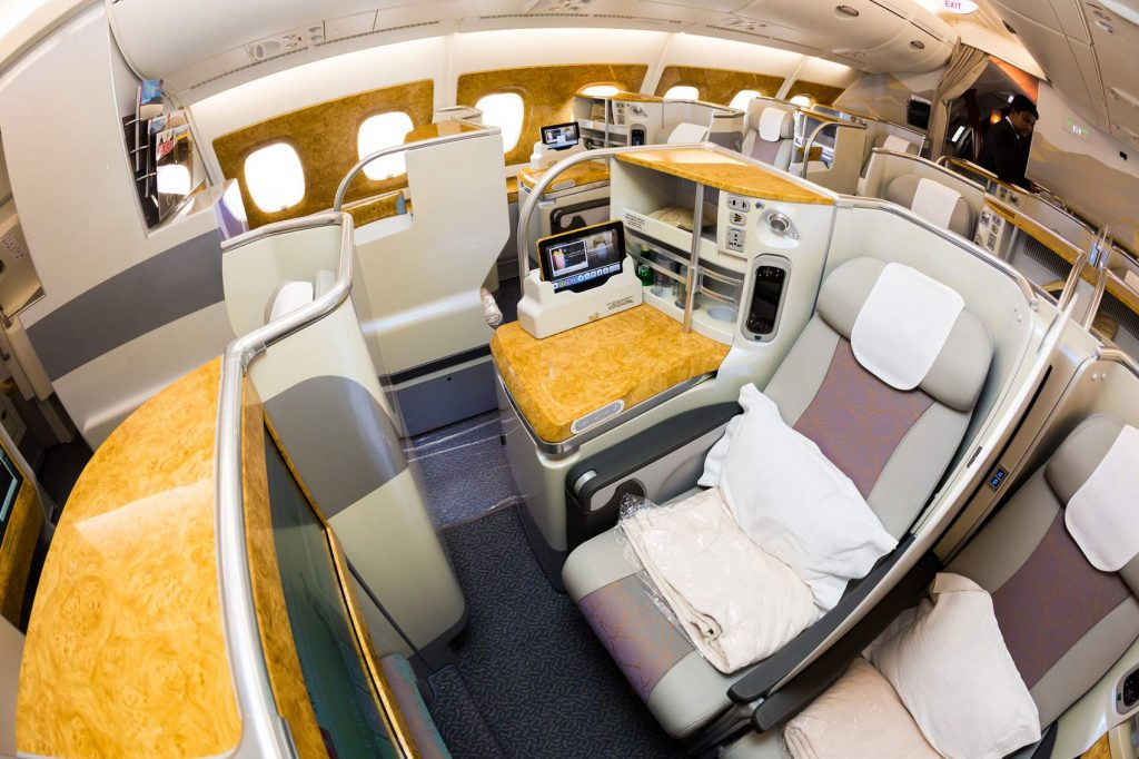 Three ways to fly Business Class on the cheap