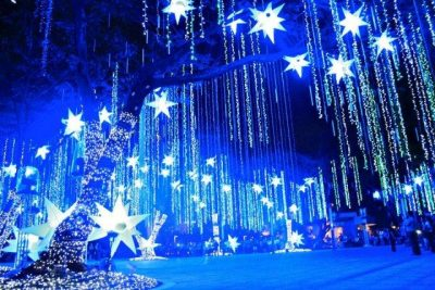 Christmas travel in the Philippines