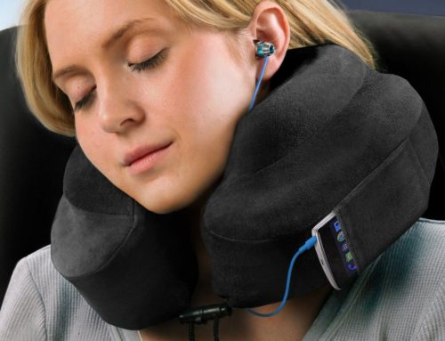 Travelrest, the revolutionary  travel neck pillow (that I'll never use again)