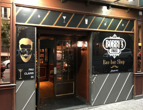 Bobbys Free Speakeasy in Barcelona