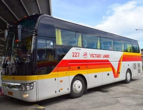 Victory Liner bus trip from Manila