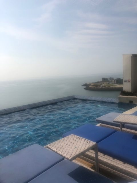 The JW Marriott in Panama