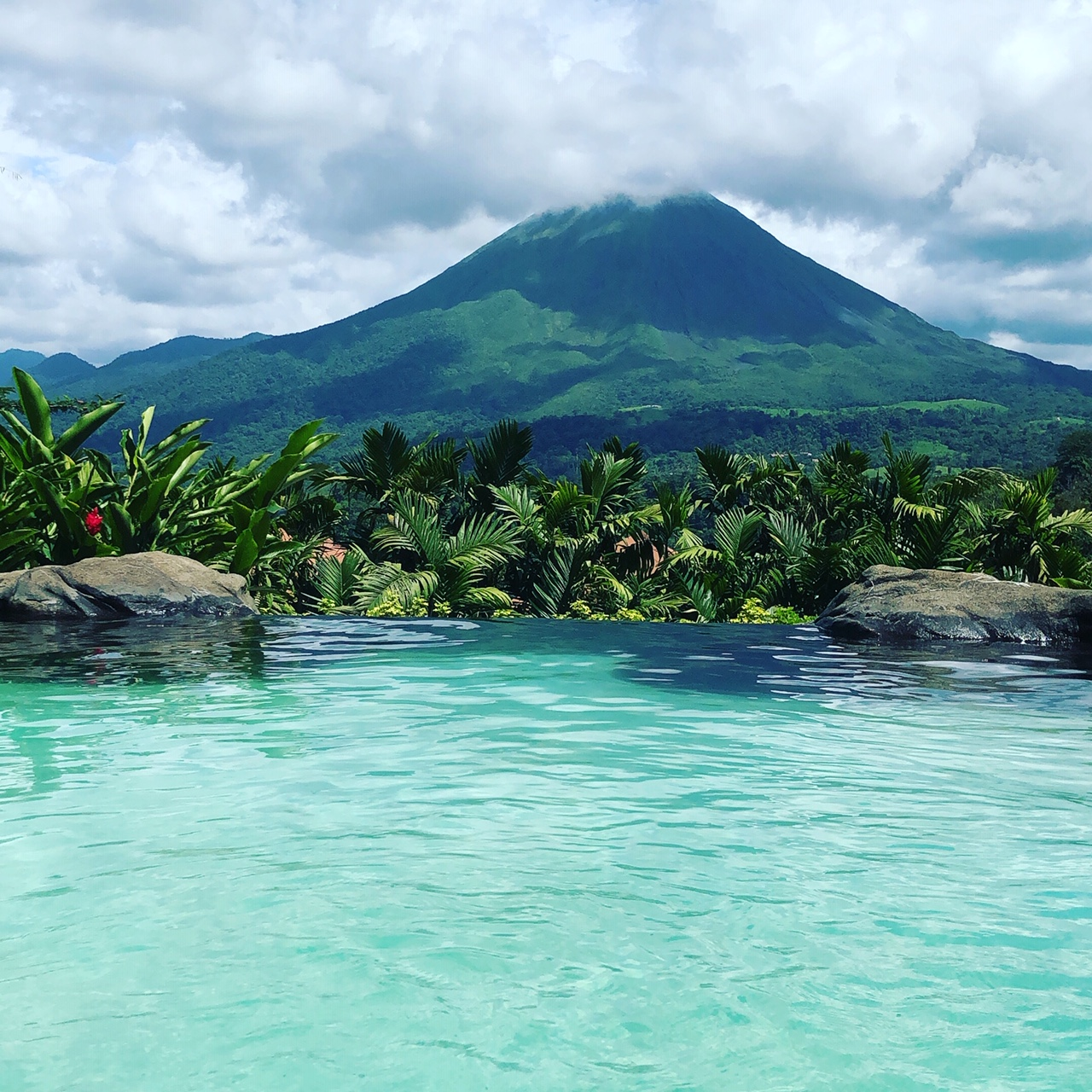 Arenal Volcano Pic