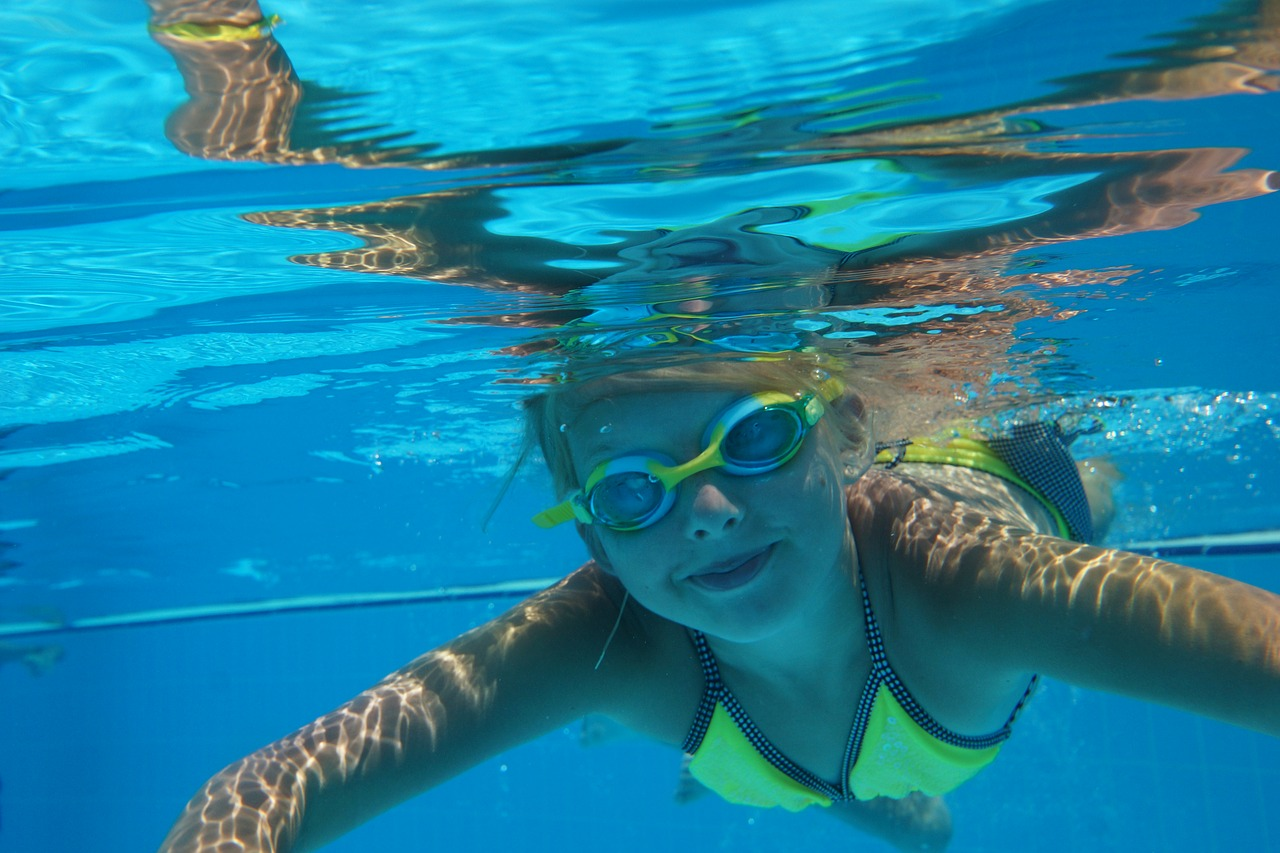 Go Swimming, Diving, and Snorkeling