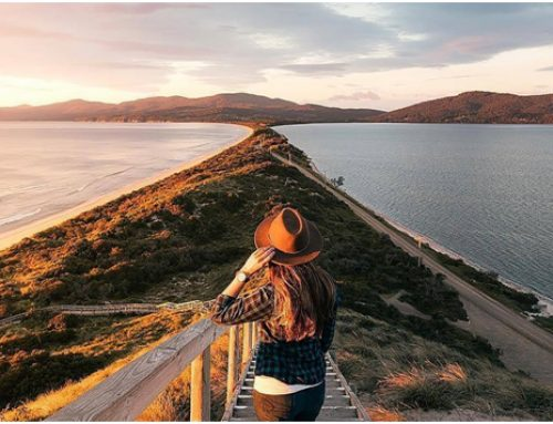 Tasmania Visitors Guide: Accommodation, People and Culture or Heritage